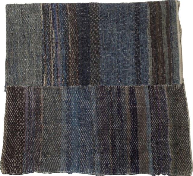 Indigo-Dyed Hmong Textile