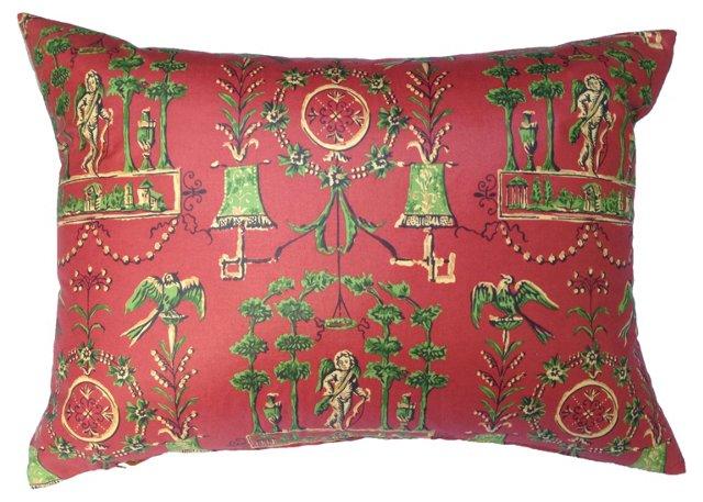 Pierre Frey Toile   Pillow