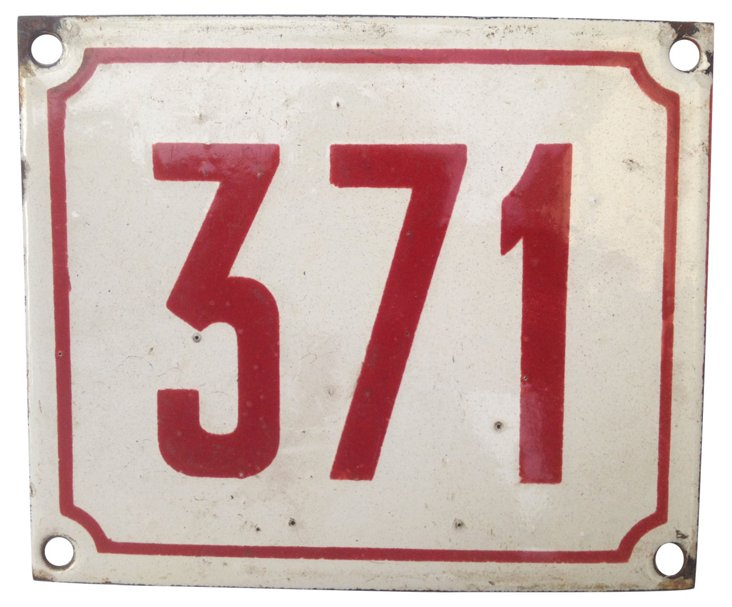 French Street Number, 371