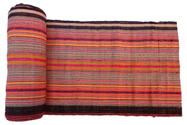 Striped Homespun Linen, 10 Yds
