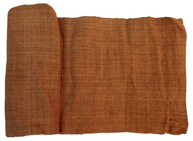 Handspun Tribal Natural Linen, 6.5 Yds
