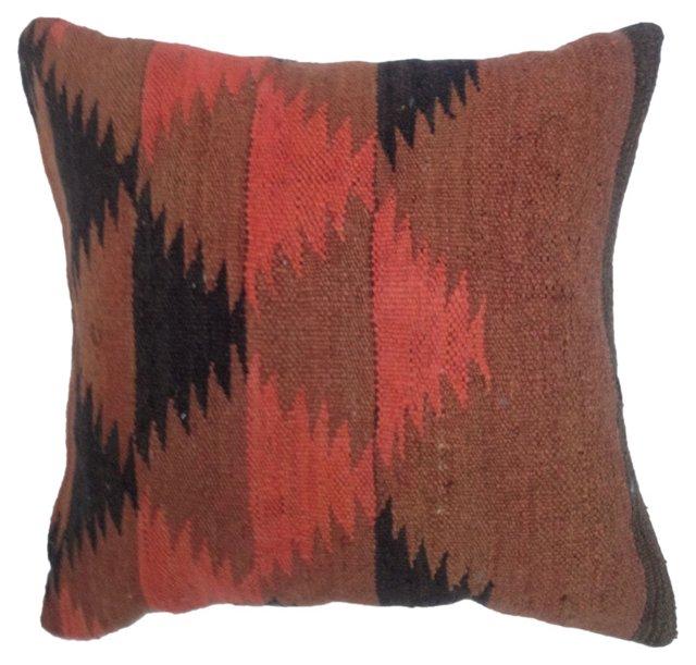 Kilim   Fragment    Pillow