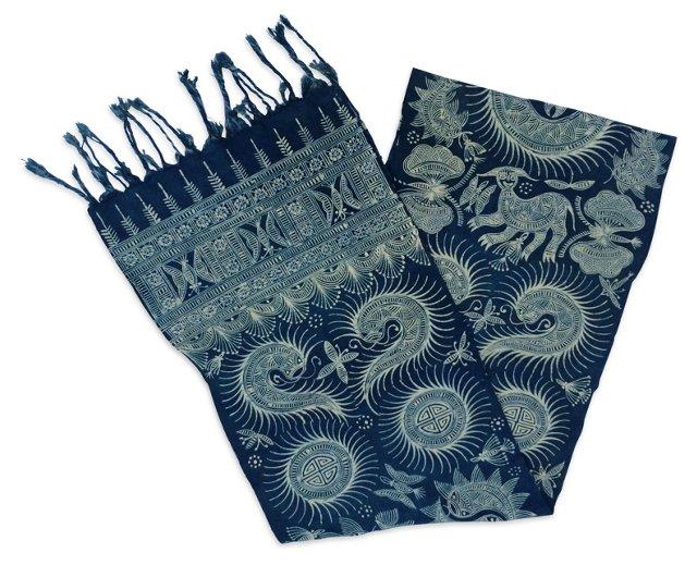 Batik  Tribal   Textile