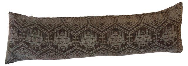 Handwoven Ikat Body Pillow