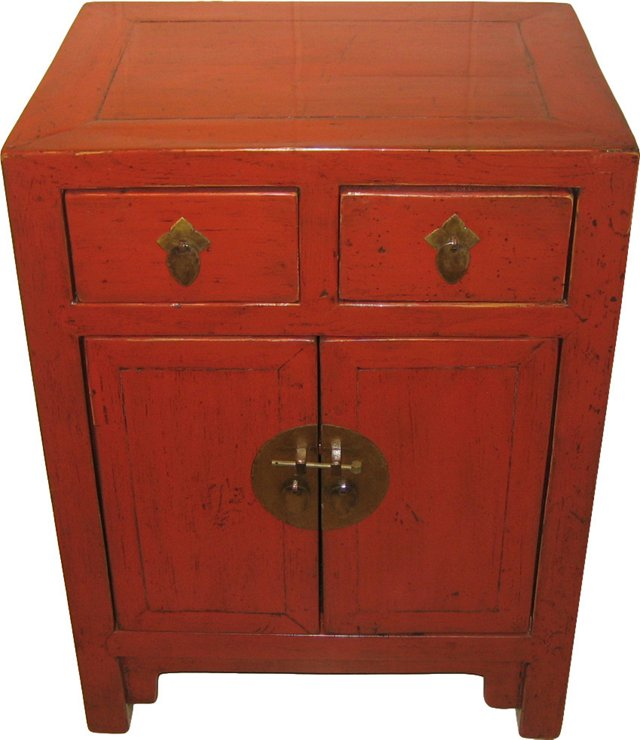 Chinese Bedside    Chest