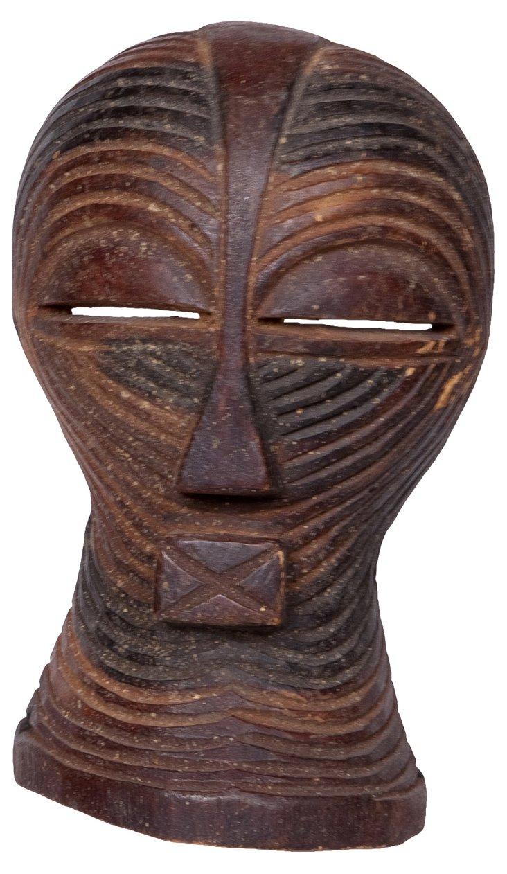 Songye African   Mask