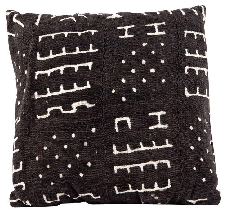 Mali Handmade Mud Cloth  Pillow
