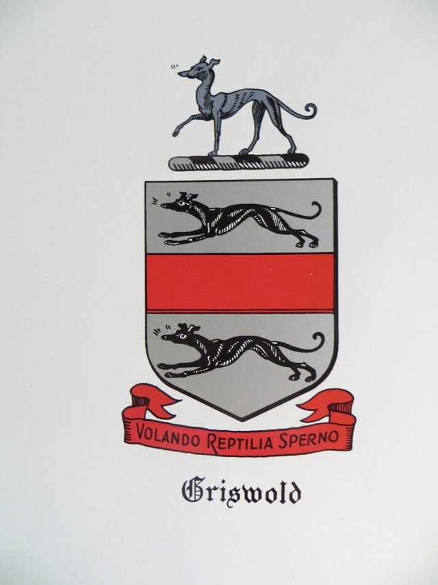 Griswold Family Crest
