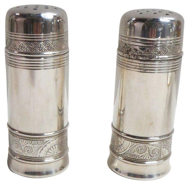 Gorham  Sterling Salt & Pepper