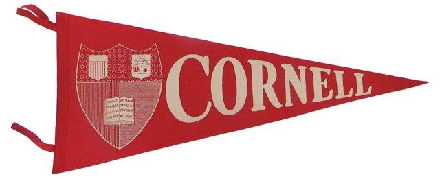 Cornell University Pennant