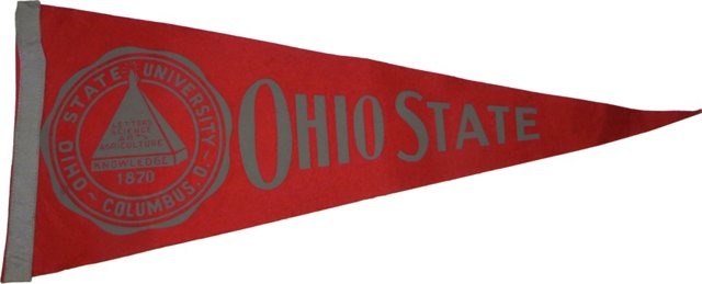 Ohio State Pennant