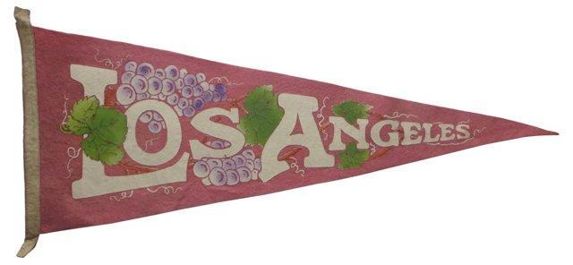 Los Angeles  Pennant