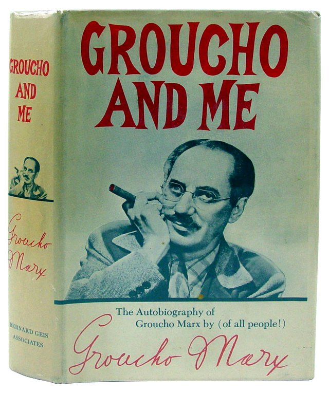 Groucho & Me Autobiography
