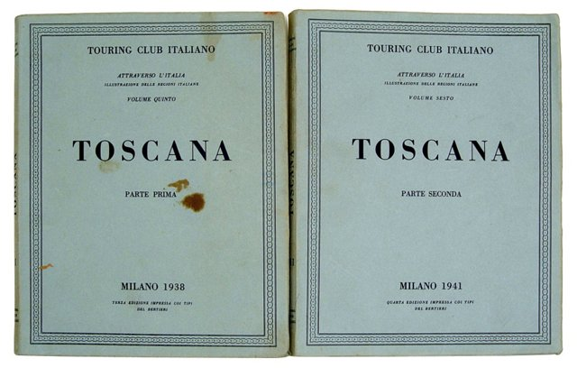Toscana Touring Club Italiano, S/2