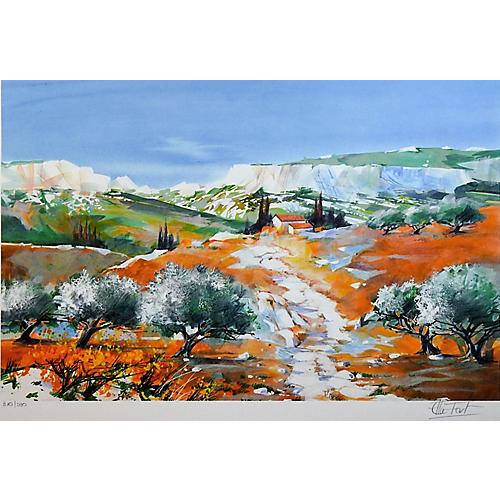 Modernist Landscape