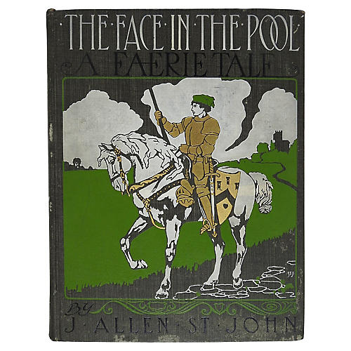 The Face in the Pool: A Faerie Tale