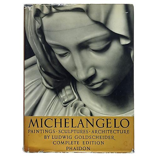 Michelangelo Paintings Sculpture Arch