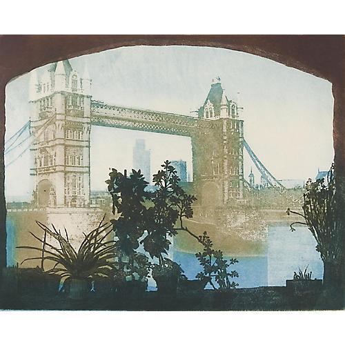 Tower Bridge by A. Stoneman