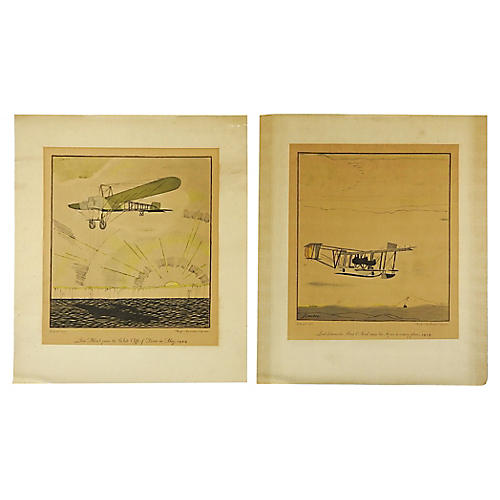Wright Brothers Flight Series, S/4
