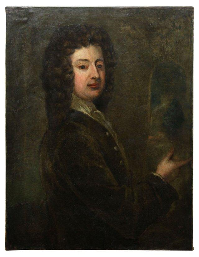 18th-C. Portrait