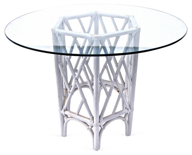 Fretwork Table