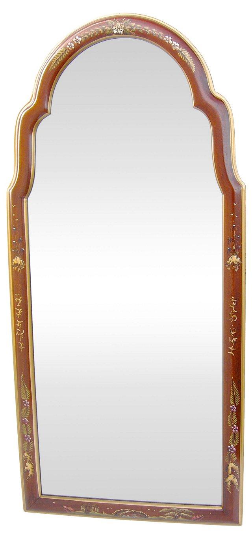 Queen Anne Chinoiserie-Style Mirror