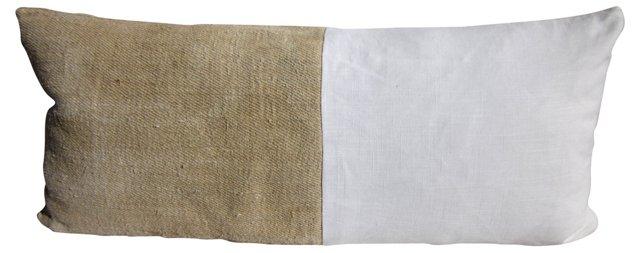 Hemp & Linen Body Pillow
