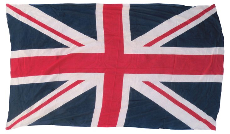 English Union Jack Flag