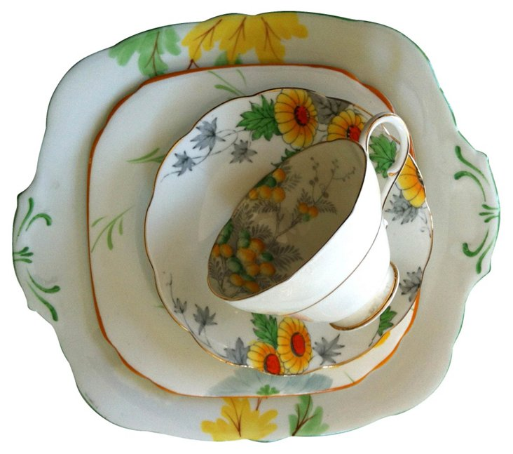 Sunflower  China, 4 Pcs