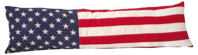 Flag  Bolster  Pillow