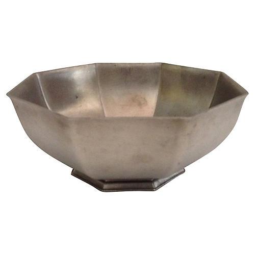 Gorham Pewter Bowl