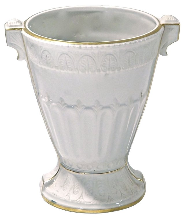 Antique Porcelain   Urn