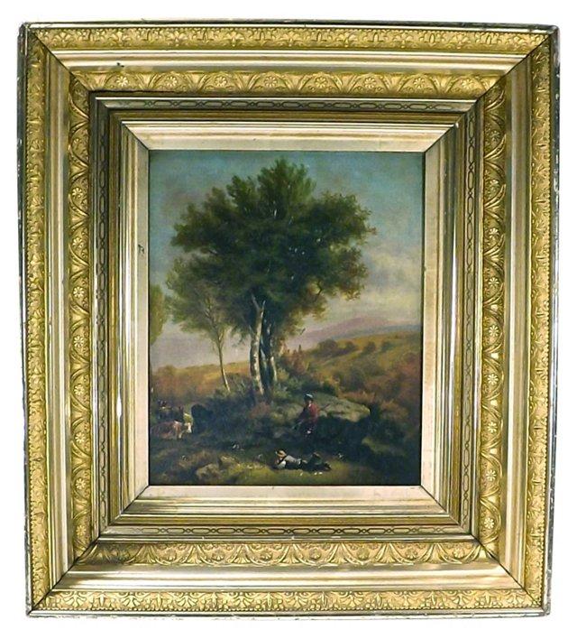19th C. British School Landscape