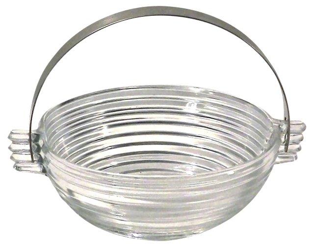 Glass Serving Dish