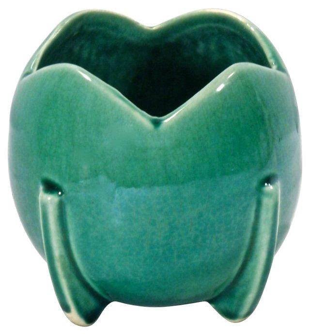 Art Deco McCoy Petal Vase