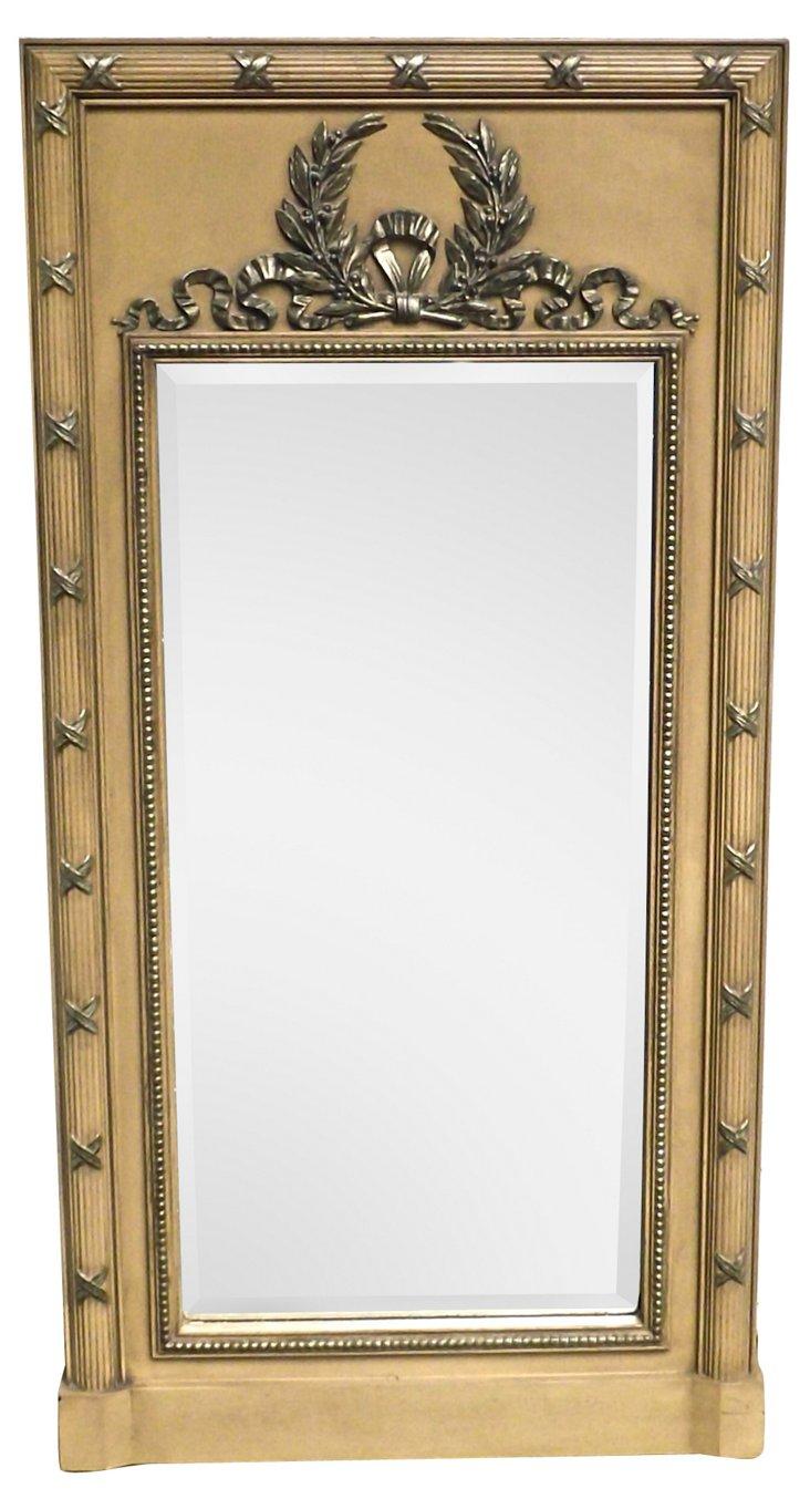 Italian Laurel Wreath  Mirror