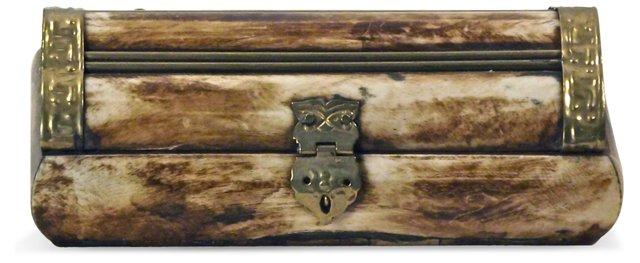 Antique Horn Box
