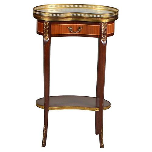 Louis XV-Style Table en Chiffonier