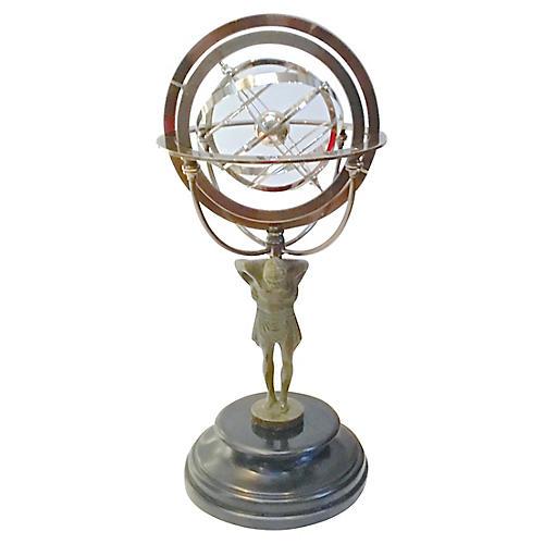 Atlas Armillary Sphere