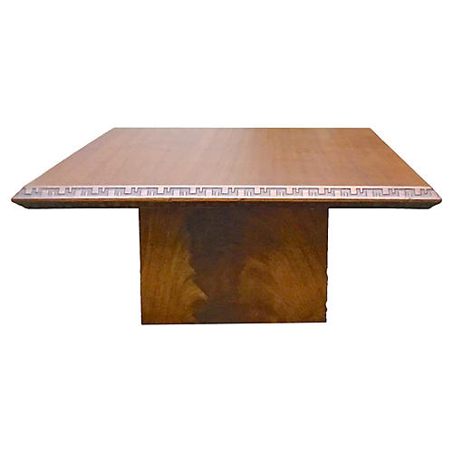 Frank L. Wright Henredon Usonian Table