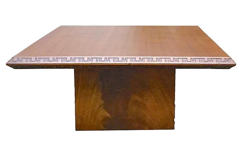 Frank L. Wright Henredon Usonian Table