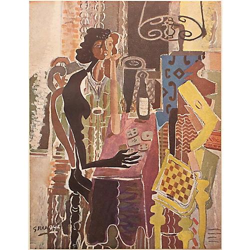 Georges Braque La Patience, 1947