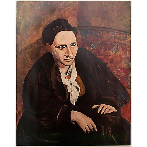 Picasso, Gertrude Stein, 1st Ed
