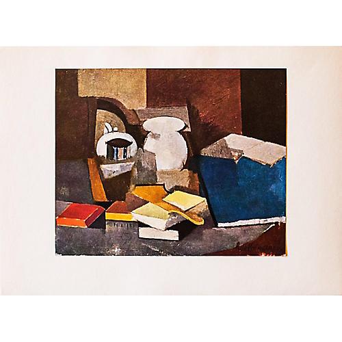 1947 Roger de la Fresnaye, Still Life