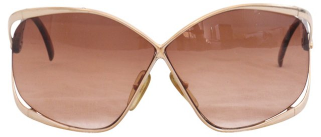 Dior Butterfly Sunglasses