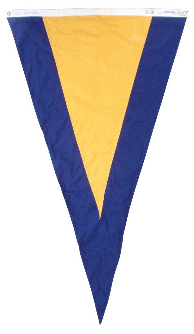 Nautical Naval Flag