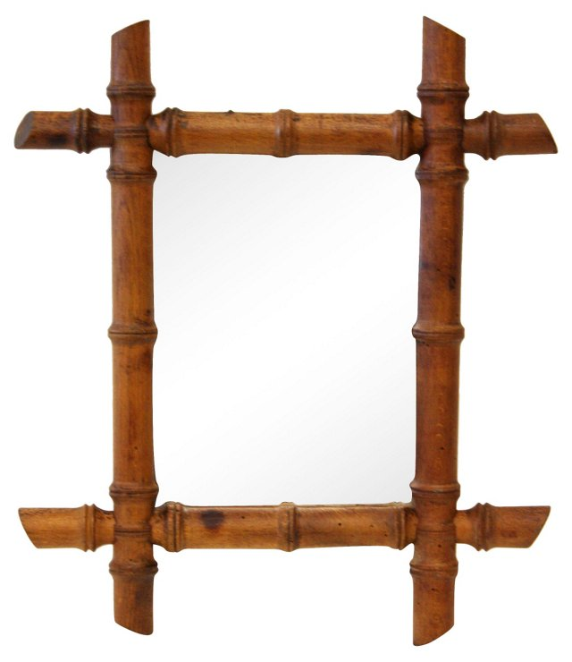 French  Country-Style    Mirror