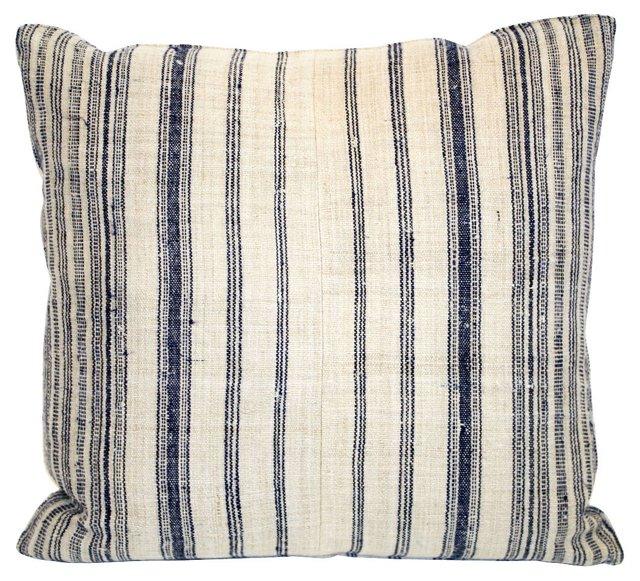 Hmong Flax Pillow