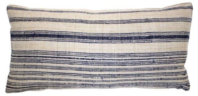 Hmong Stripe Lumbar Pillow