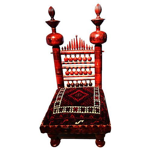 Punjabi Indian Wedding Chair